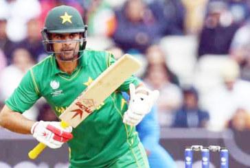 পাকিস্তান টি-টোয়েন্টি দলে ডাক পেলেন শেহজাদ