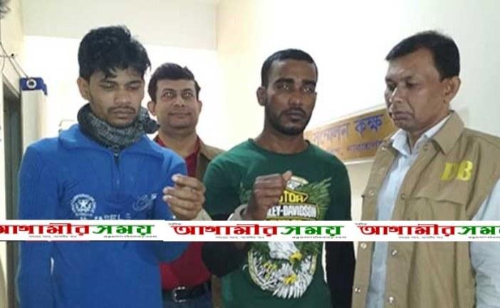 না'গঞ্জে মিন্টু হত্যা: নৌকা থেকে ঘুমন্ত ২ বখাটে গ্রেফতার