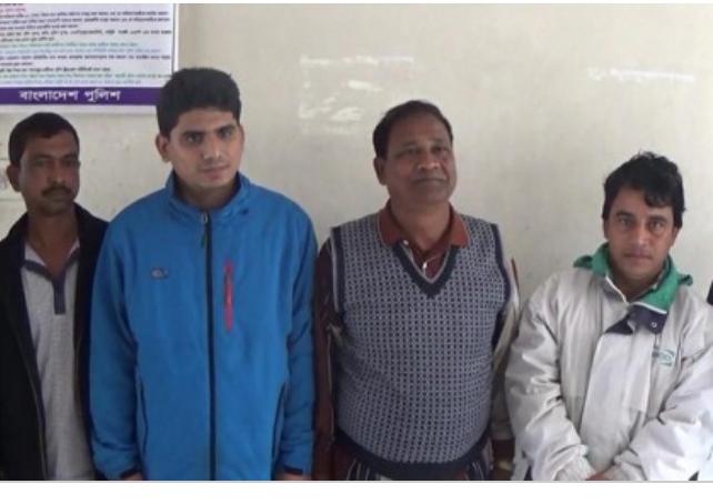 ঝিনাইদহে বিএনপি ও জামায়াতের ২২ নেতাকর্মী আটক,ককটেল উদ্ধার