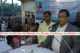ঝিনাইদহে যুবলীগ নেতা বিবেকানন্দ বিশ্বাসের উপর সন্ত্রাসী হামলার প্রতিবাদে প্রতিবাদ সভা
