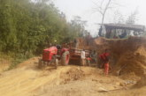 নবীগঞ্জের দিনারপুরে দফায় দফায় পাহাড় কাটা নষ্ট হচ্ছে প্রাকৃতিক সৌন্দর্য্য