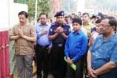 বান্দরবানে অবসান হলো ১০ গ্রামের ২৫ হাজার মানুষের দূর্ভোগ