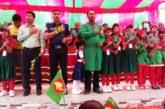 বাউফলে হাজারো কন্ঠে শুদ্ধ উচ্চারন এবং শুদ্ধ জাতীয় সংগীত পরিবেশন