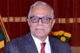 সোমবার গাজীপুরে যাচ্ছেন রাষ্ট্রপতি