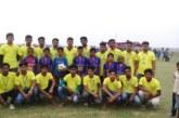 সিরাজদিখানে প্রতীকী শিশু বিশ্বকাপ ফুটবল খেলা অনুষ্ঠিত