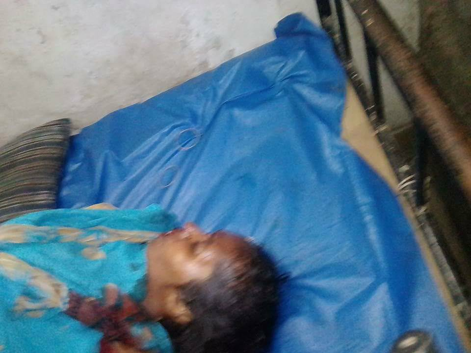 সিরাজদিখানে মোটর সাইকেলের  ধাক্কায় পথচারী নারী নিহত