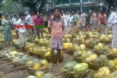 কৈলাইলের ভাংঙ্গাভিটা এখন বাঙ্গির হাট বাজার