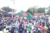 জাহাঙ্গীরনগর বিশ্ববিদ্যালয় আন্দোলনরত শিক্ষার্থীদের উপর হামলা
