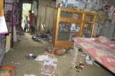 জগন্নাথপুরে সংখ্যালঘু পরিবারের ঘর ভাঙ্গচুর ও লুটপাট: আহত ৩