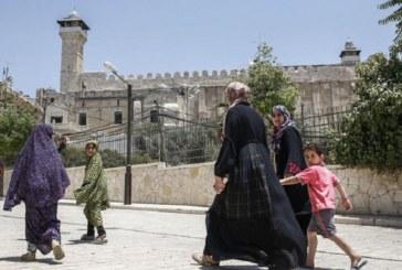 পশ্চিম তীরের মসজিদে আজান নিষিদ্ধ করেছে ইসরায়েল