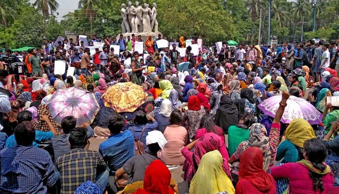 কোটা সংস্কার: প্রতিদিন সকাল থেকে সন্ধ্যা আন্দোলনের ঘোষণা