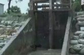 কৃষকদের সুবিধার্থে জগন্নাথপুরে খুলে দেওয়া হচ্ছে ফসলরক্ষা স্লুুইস গেইট