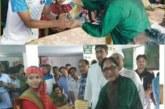 উল্লাপাড়ায় সাফল্যলাভ করাই সংবর্ধনা প্রদান