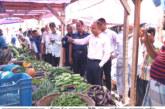 লালমোহনে খাদ্যদ্রব্যে ভেজাল রোধে  বাজারে  ইউএনওর অভিযান জরিমানা