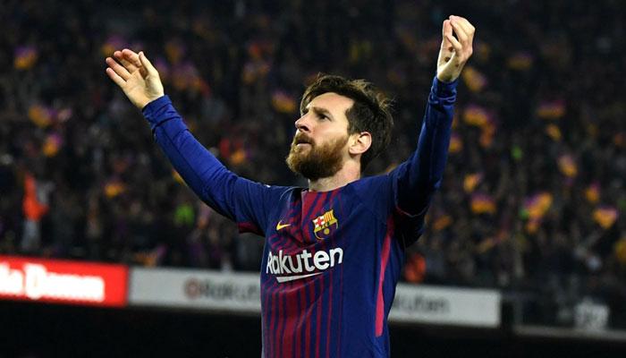 রিয়ালে বিশ্বের সেরা ফুটবলাররা খেলে: মেসি