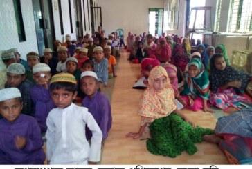 রমজান মাসে বিভিন্ন মাদ্রাসা ও মসজিদে  দারুল কেরাত প্রশিক্ষণ
