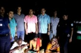 আইনশৃঙ্খলা বাহিনীর বিশেষ অভিযান ৩ জনকে ৬  মাস করে কারাদন্ড