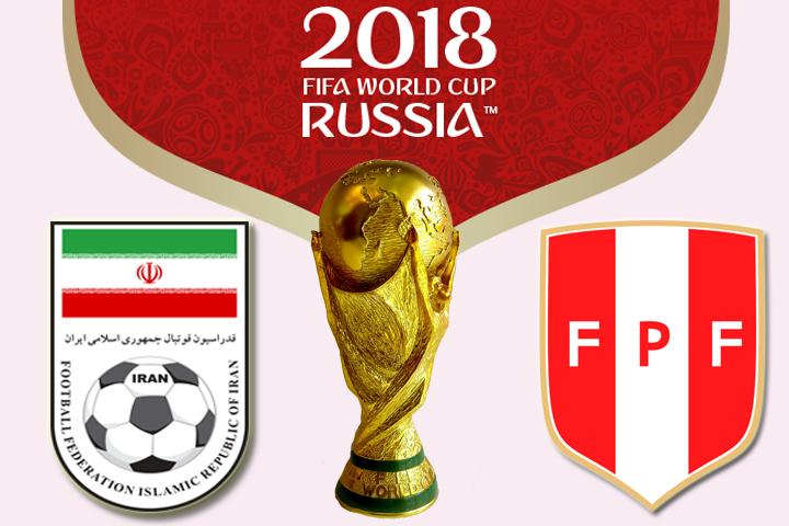 রাশিয়া বিশ্বকাপ ২০১৮ ইরান ও পেরুর প্রাথমিক দল ঘোষণা
