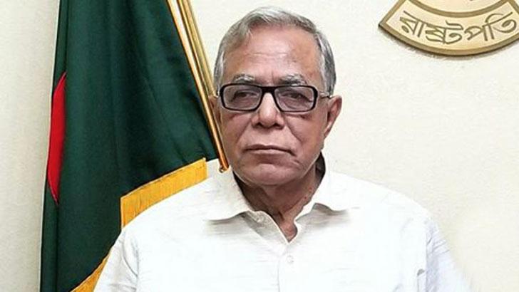সোমবার টুঙ্গিপাড়ায় যাচ্ছেন রাষ্ট্রপতি