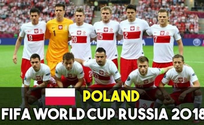 রাশিয়া বিশ্বকাপের জন্য 'পোল্যান্ড' প্রাথমিক দল ঘোষণা