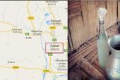 সাভারে চোলাই মদ কারখানায় পুলিশের অভিযান, আটক ২