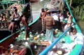 পাথরঘাটার উপকূলজুড়ে চলছে ইলিশ শিকারের শেষ প্রস্তুতি