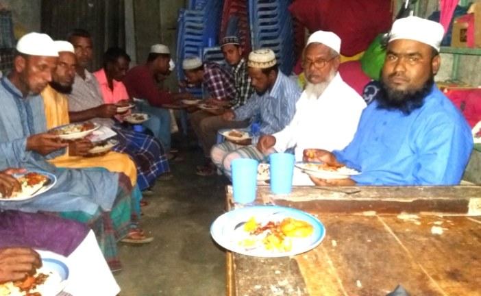 জগন্নাথপুরে বাংলাদেশ খেলাফত মজলিস এর উদ্যোগে দোয়া ও ইফতার মাহফিল