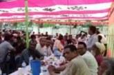 জগন্নাথপুরে আওয়ামীলীগের একাংশের উদ্যোগে আলোচনা সভা,দোয়া ও ইফতার মাহফিল