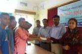 জগন্নাথপুর উপজেলা পরিষদের উদ্যোগে ফুটবল প্রশিক্ষণ সম্পন্ন