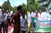 পিকনিক স্পটে জাককানইবি'র শিক্ষার্থীরা
