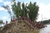 নদীভাঙনের হুমকিতে দু'শতাধিক পরিবার
