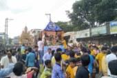 ধামরাইয়ের ঐতিহ্যবাহী রথযাত্রা উৎসব শুরু