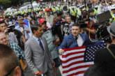 ওয়াশিংটনে শ্বেতাঙ্গ জাতীয়তাবাদীদের বিক্ষোভ | দৈনিক আগামীর সময়