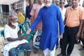 মহাদেবপুরে বিএনপি'র মনোনয়ন প্রত্যাশী বুলেটের গণসংযোগ