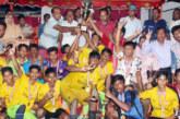 মোরেলগঞ্জে বঙ্গবন্ধু ফুটবল টুর্নামেন্টের ফাইনাল খেলা অনুষ্ঠিত