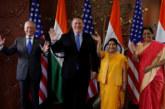 সামরিক চুক্তি করে ভারতের ক্ষমতা বাড়াল যুক্তরাষ্ট্র