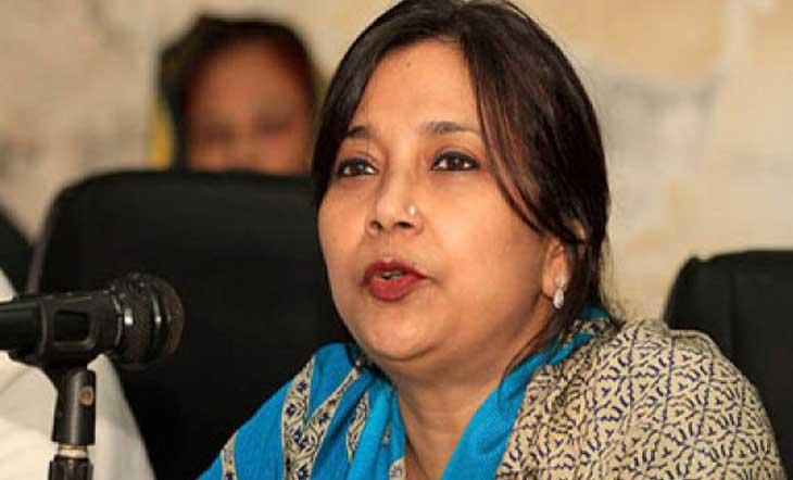 ৩০০ ফেসবুক আইডি থেকে সরকারের বিরুদ্ধে গুজব ছড়ানো হচ্ছে: তারানা হালিম