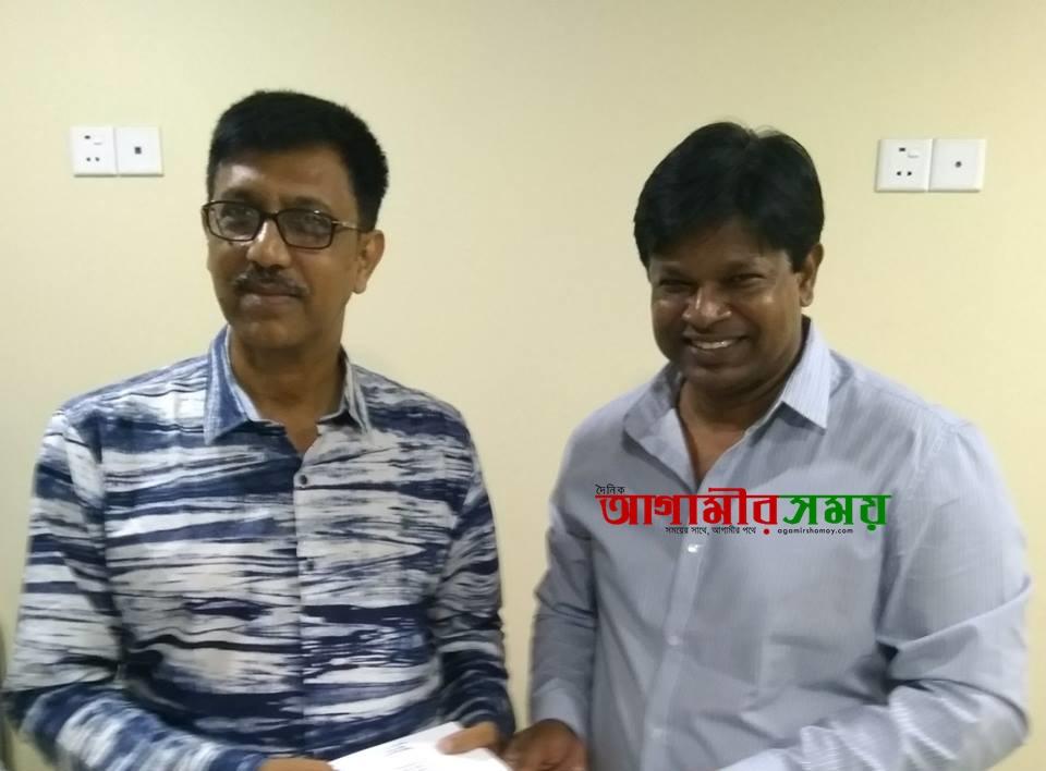 নবাবগঞ্জ উপজেলা বিএনপির নতুন কমিটি গঠন