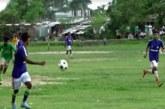 রাণীনগরে জাতির পিতা বঙ্গবন্ধু শেখ মুজিবুর রহমান জাতীয় গোল্ডকাপ ফুটবল টুর্নামেন্টর উদ্বোধন
