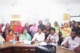 গ্রাম আদালতের বিচার প্রক্রিয়ায় নারীর অংশগ্রহন বিষয়ক দিনব্যাপী কর্মশালা অনুষ্ঠিত