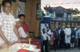 জগন্নাথপুরে প্রধানমন্ত্রী শেখ হাসিনার জন্মদিন পালন