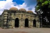 নওগাঁর মান্দার ঐতিহাসিক কুসুম্বা মসজিদ
