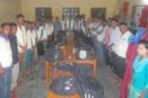 জগন্নাথপুরের রানীগঞ্জ ইউপিতে খানা তথ্য ভান্ডার শুমারীর প্রশিক্ষণ কর্মশালা সম্পন্ন