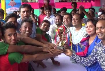 পটুয়াখালীতে বঙ্গবন্ধু শেখ মুজিবুর রহমান জাতীয় গোল্ডকাপ ফুটবল টুর্নামেন্ট-২০১৮ অনুষ্টিত ॥