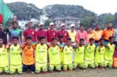 ঝিনাইদহে বঙ্গবন্ধু অনূর্ধ্ব-১৭ ফুটবলে চ্যাম্পিয়ন মধুহাটী ইউনিয়ন