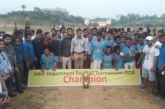 কুবি আন্ত:বিভাগ ফুটবলে চ্যাম্পিয়ন পরিসংখ্যান