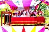 কলারোয়ার হঠাৎগঞ্জ বালিকা বিদ্যালয়ের নতুন ৪ তলা একাডেমিক ভবনের ভিত্তিপ্রস্তর স্থাপন করলেন এম পি মুস্তফা লুৎফুল্যাহ