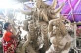 ছাতকে ৩৪টি পুজামন্ডপে অনুষ্ঠিত হচ্ছে শারদীয় দুর্গোৎসব, চলছে প্রস্তুতি