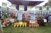 উন্নয়ন মেলায় নজর কাড়ছে আধুনিক কৃষি যন্ত্রপাতি
