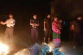 দোহারে পুলিশের অভিযানে বিপুল পরিমান জাল আটক
